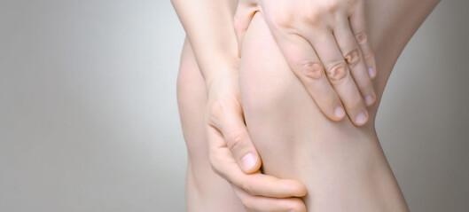 Bildediagnostikk brukes for ofte ved  knelidelser