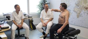 Oppgaver flyttes fra kirurger til fysioterapeuter