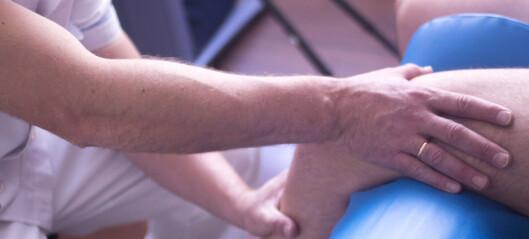 - En treenighet innen muskel- og skjeletthelse