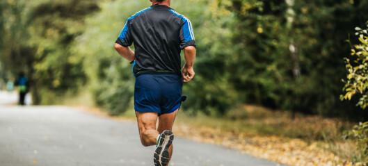 – Fysisk aktivitet beskytter mot demens