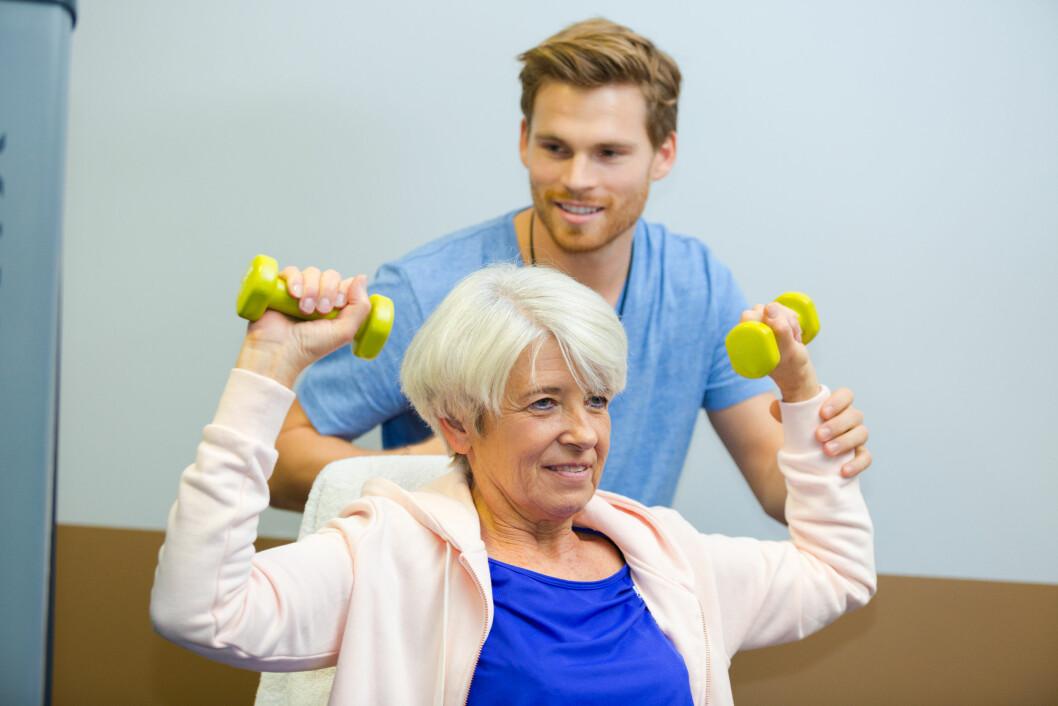 Trening hjelper mot en rekke sykdommer, ifølge en oppdatert håndbok om fysisk aktivitet fra danske Sundhedsstyrelsen.