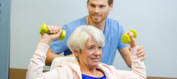 Oppdaterte råd om trening mot sykdommer