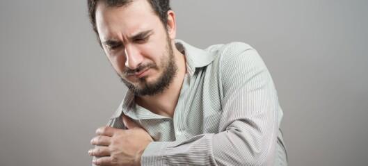 Ny fagprosedyre ute på høring: Fysioterapi ved frossen skulder
