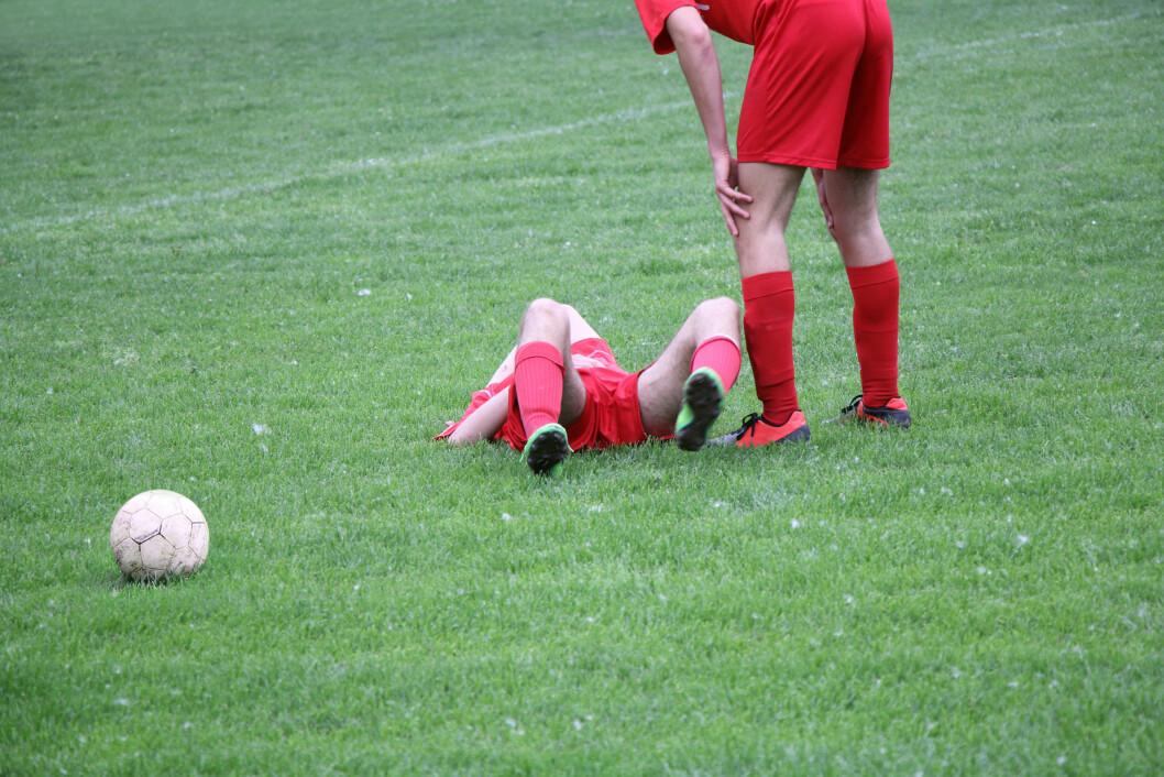 """Det kan straffe seg å øke treningsmengden for fort etter hamstringsskade. Mange av dem som blir skadet på ny, får skaden kort tid etter at de er """"friskmeldt""""."""