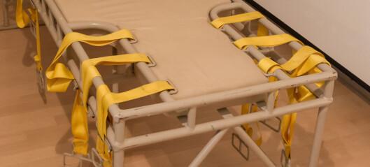 Mener fysioterapeuter kan redusere tvang