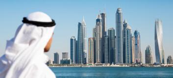 Reagerer på verdenskongress i Dubai