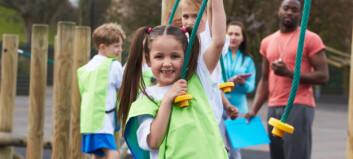 -Oppsiktsvekkende motstand mot fysisk aktivitet i skolen