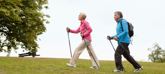 Slik ønsker eldre å trene