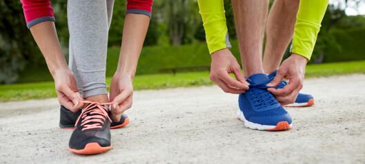Trener ikke fysioterapeutene i aktivitetsrådgivning