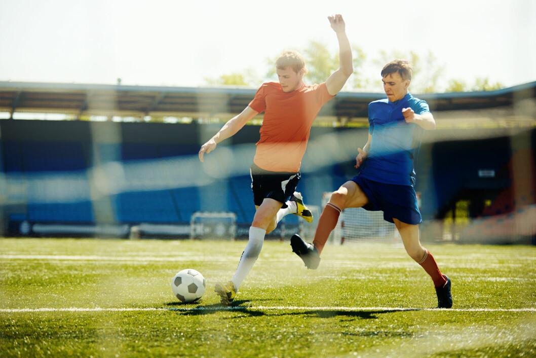 Øvelsen «Copenhagen adduction exercise» går ut på å styrke de såkalte hofteadduktorene. Slik kan fotballspillere i større grad unngå skader i lysken.