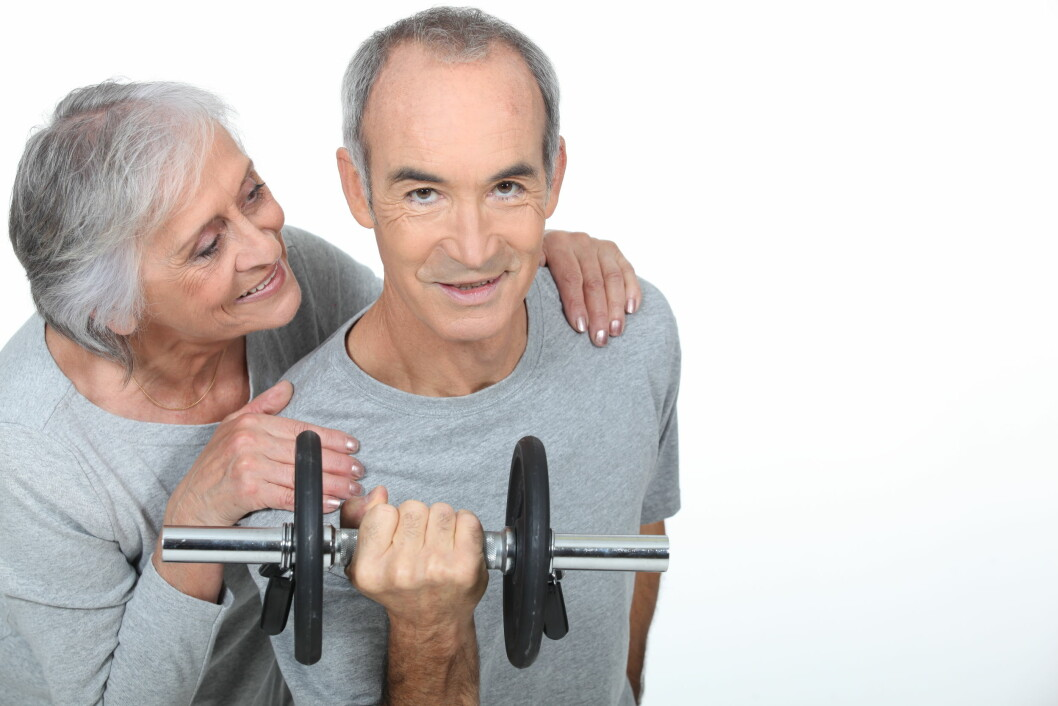 Det er aldri for sent å begynne å trene, ifølge en svensk studie.