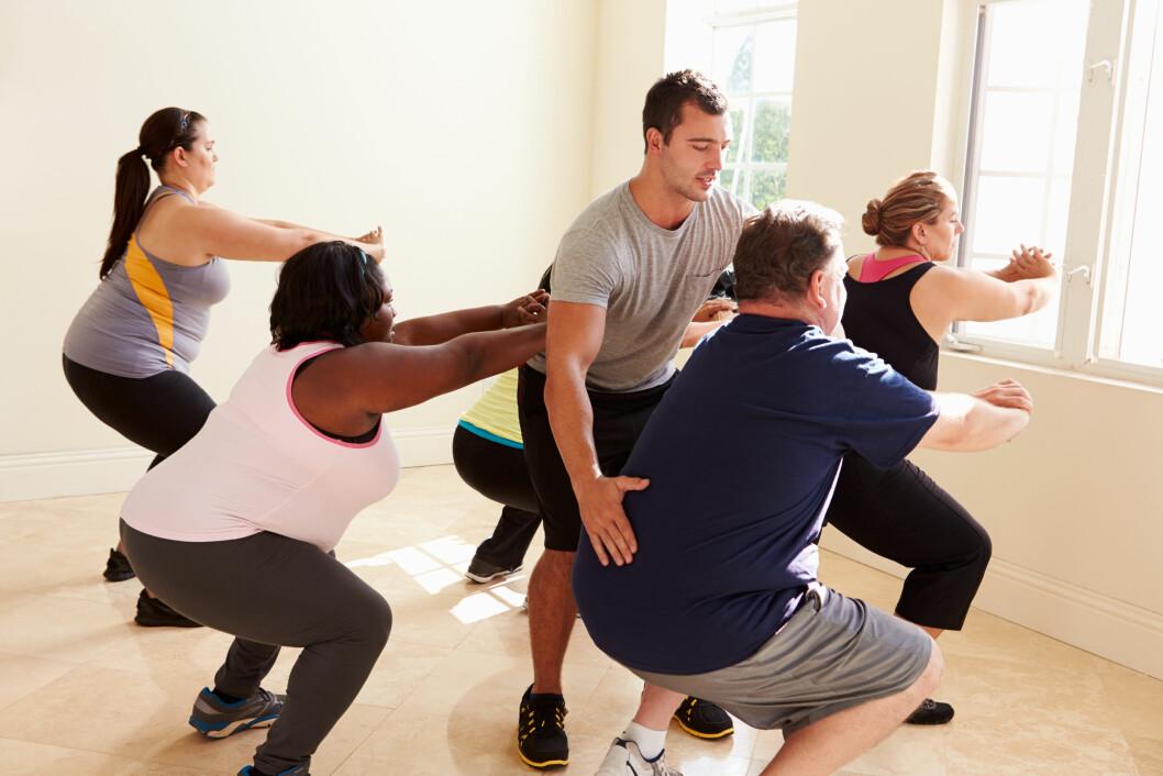 En overlege mener det er uetisk av leger og myndigheter å si at trening hjelper deg å gå ned i vekt, og at det kan gjøre det mer komplisert for folk å komme i gang med vektreduksjon.