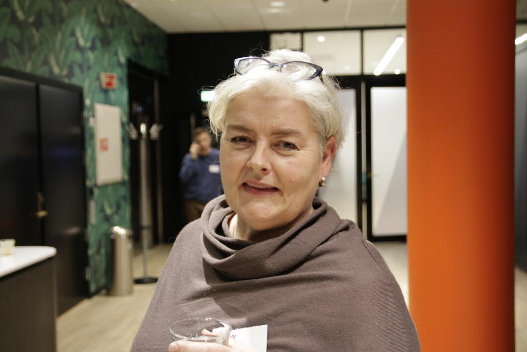 Lisette Engh, delegat på Landsmøtet 2018 fra Region Sør-Øst.