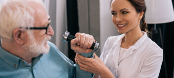 Må tenke annerledes om trening for demente