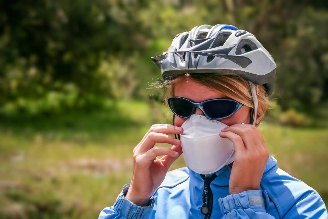 NICE ønsker at fysioterapeuter snakker med barn og hjerte- og lungesyke om å være fysisk aktive når lufta er forurenset.