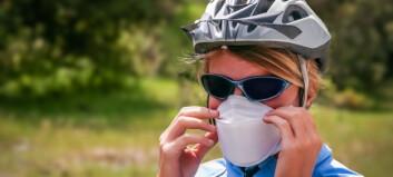 Bør gi råd om aktivitet når lufta er dårlig