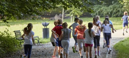 Fysisk aktivitet hver dag ga økt bentetthet og færre brudd