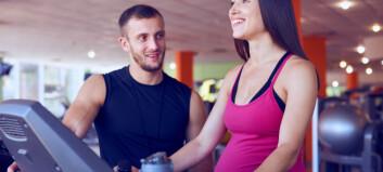 Skal forske på effekt av øvelser ved skilte magemuskler