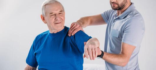 Når fysioterapeuten overbehandler