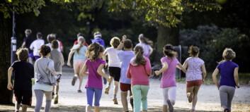 Lærte bedre med økt fysisk aktivitet