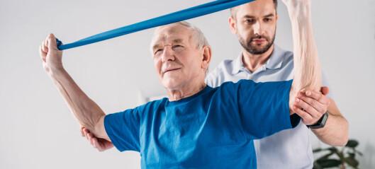 Flere fysioterapeutårsverk i kommunene