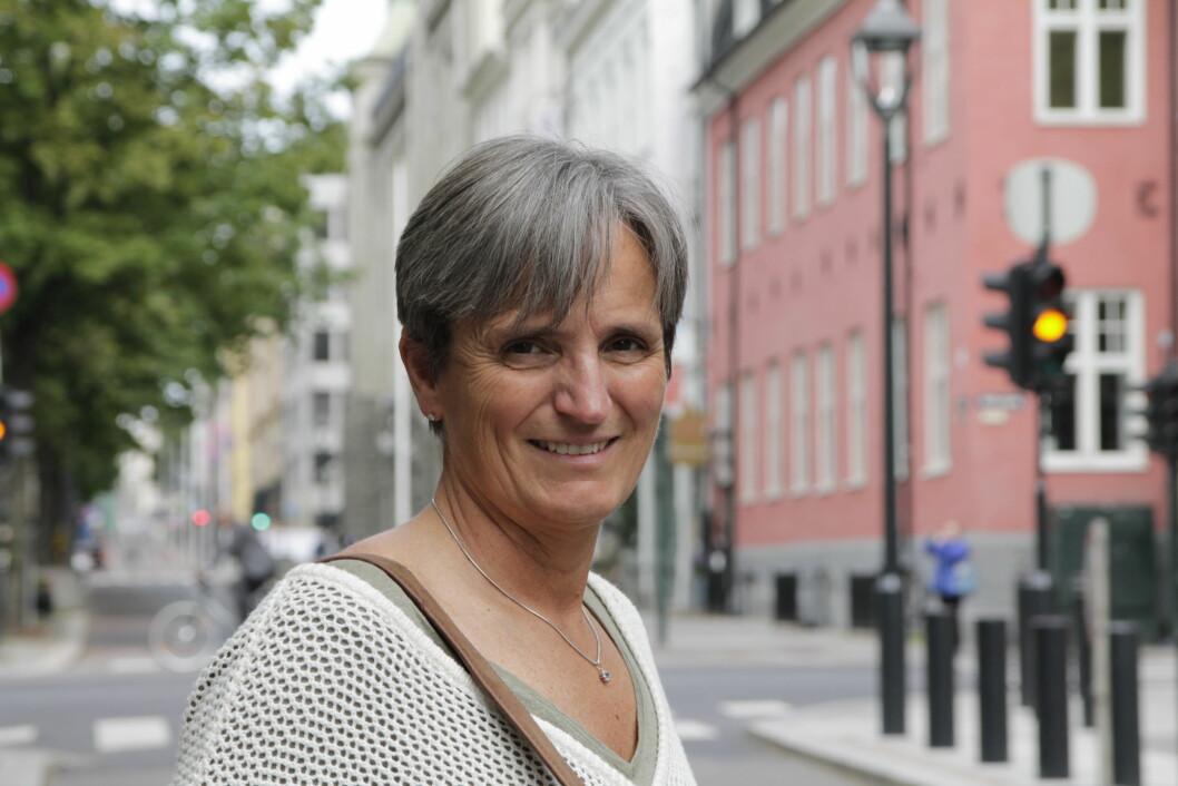 """Gerty Lund representerer """"nye"""" øyne, mener valgkomiteen i NFF."""