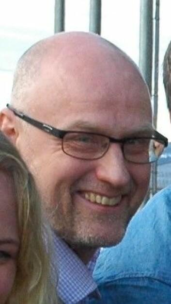 Tor Frithjof Widers Larsen.