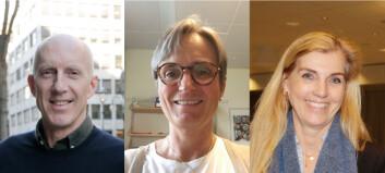 Tre kandidater kan gi høy temperatur på landsmøtet