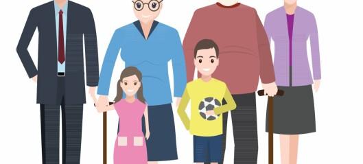 Arver man artrose fra mamma eller pappa?