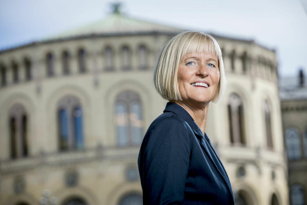 Ragnhild Lied i Unio. Foto: Bo Mathisen, Unio