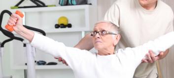 Utfordret eldre i aktivitet de var redde for