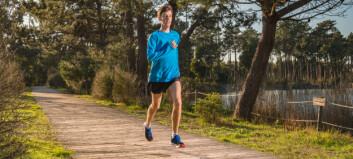 Også litt løping gir helseeffekt