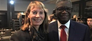 - Mukwege fortalte om grusomme skader