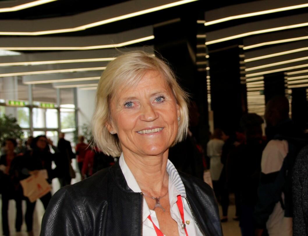 Britt Stuge, forsker og fysioterapeut ved Oslo universitetssykehus (OUS), etterlyser mer forskning på bekkenleddsmerter.