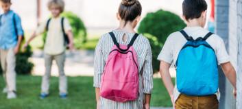Anbefaler sjekk for skoliose på skoleundersøkelser