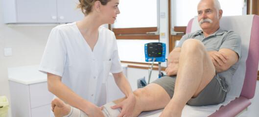 Satte inn fysioterapeut på akuttmottaket