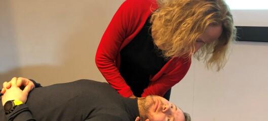 -Fysioterapeuter kan hjelpe mange med svimmelhet