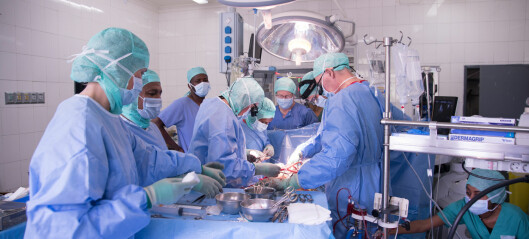 De heldige få: Hjertekirurgi i Etiopia
