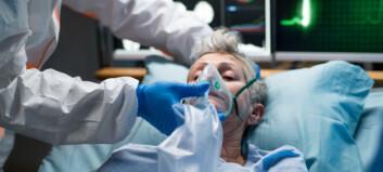 Covid-19 – aldri har lungefysioterapi fått så mye oppmerksomhet