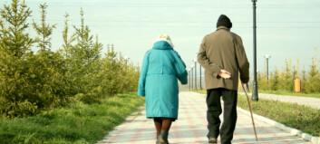 Elderly Mobility Scale (EMS) oversatt til norsk