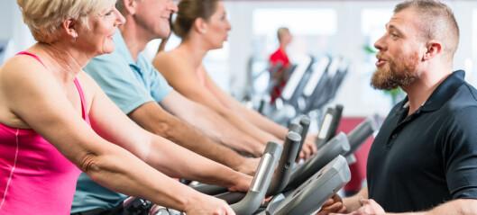Langtidseffekter av trening hos hjerte-transplanterte