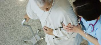 Pusteøvelser kan ha noe effekt på gangdistanse hos personer med KOLS