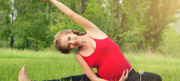 Trening i svangerskap