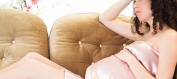 Om «normale svangerskapsplager» og kvalifisering til spesiell beskyttelse