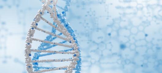 Gen-varianters betydning for utvikling av langvarige korsryggsmerter