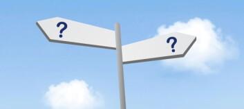 Fysioterapeutiske dilemmaer: En artikel om valg