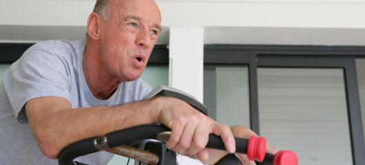 Fysisk aktive eldre og treningsvaner