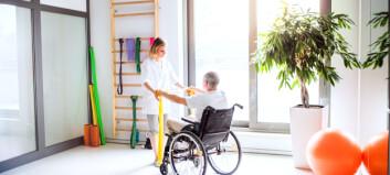 Trening for alle – også for pasienter med større funksjonsnedsettelser