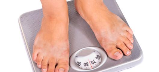 Overvektsproblematikken i møtet mellom forskning og marked
