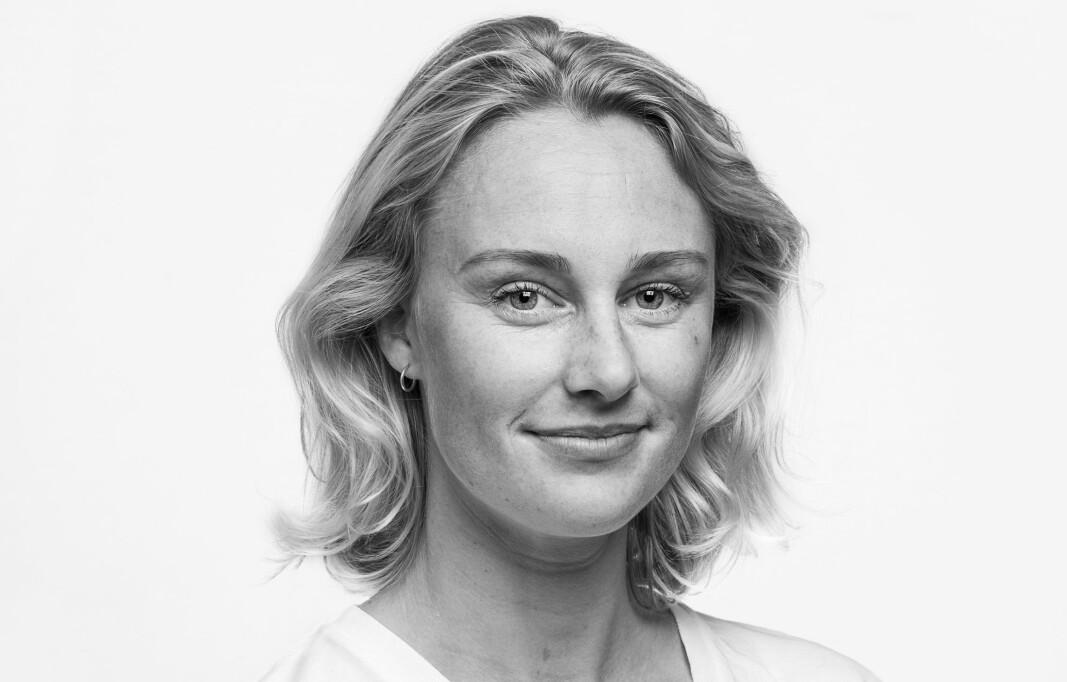 Leder faggruppen for hjerte- og lungesyke Frederikke Tonnaer Liseth